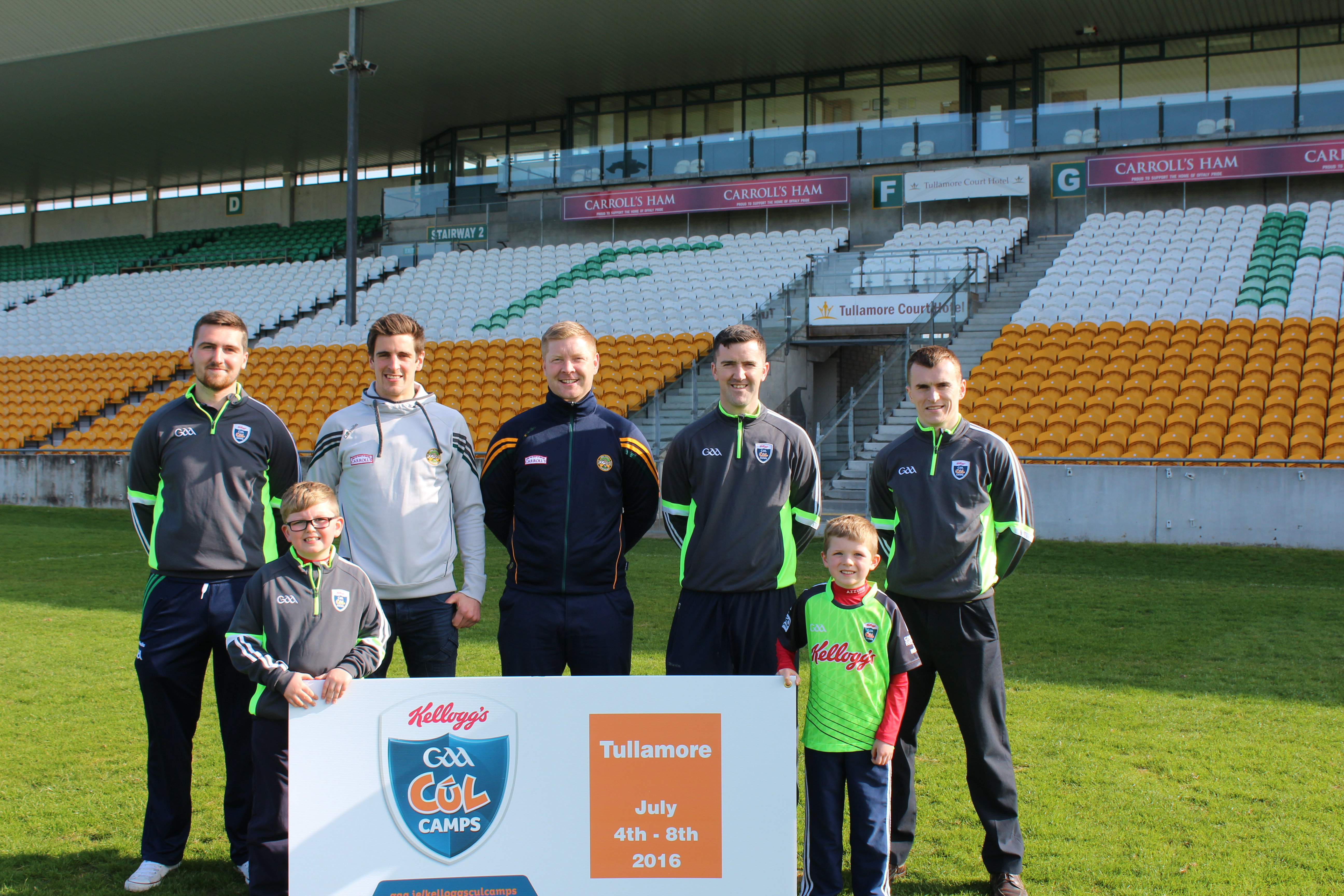 Offaly Cul Camps 2016