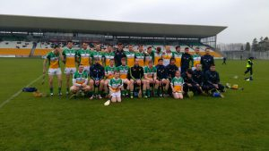 Offaly Team Named – LSHC v Kerry