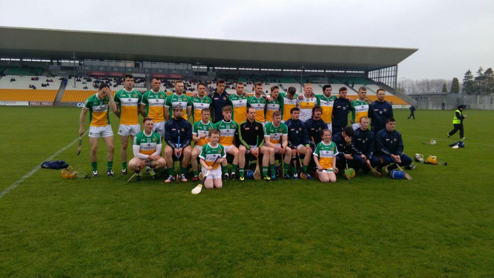 Offaly Team Named – LSHC v Kerry