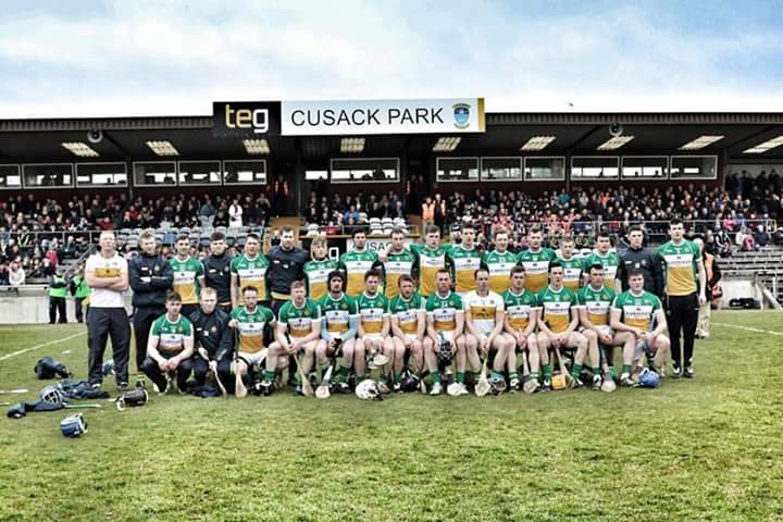 Offaly Advance To Leinster Hurling Quarter Finals