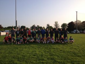 """Supporting Our Coaches"" – Football Workshop 1"