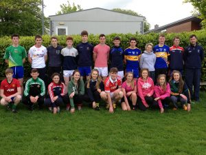 Killina Transition Year Students Complete Coaching Course