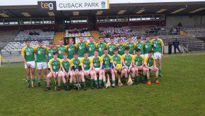 Offaly 0-11  Dublin Clarke 1-07