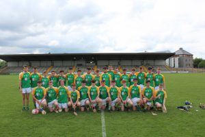 Offaly U-17 Hurlers Advance To Celtic Challenge Final This Weekend