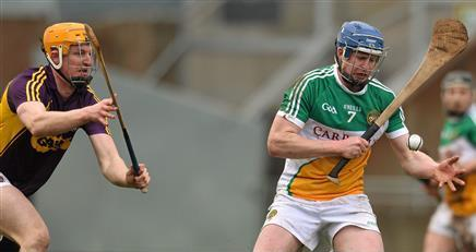 Offaly and Wexford meet for 34th time in Championship hurling