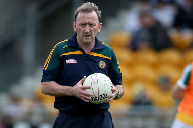 Offaly name team to play London