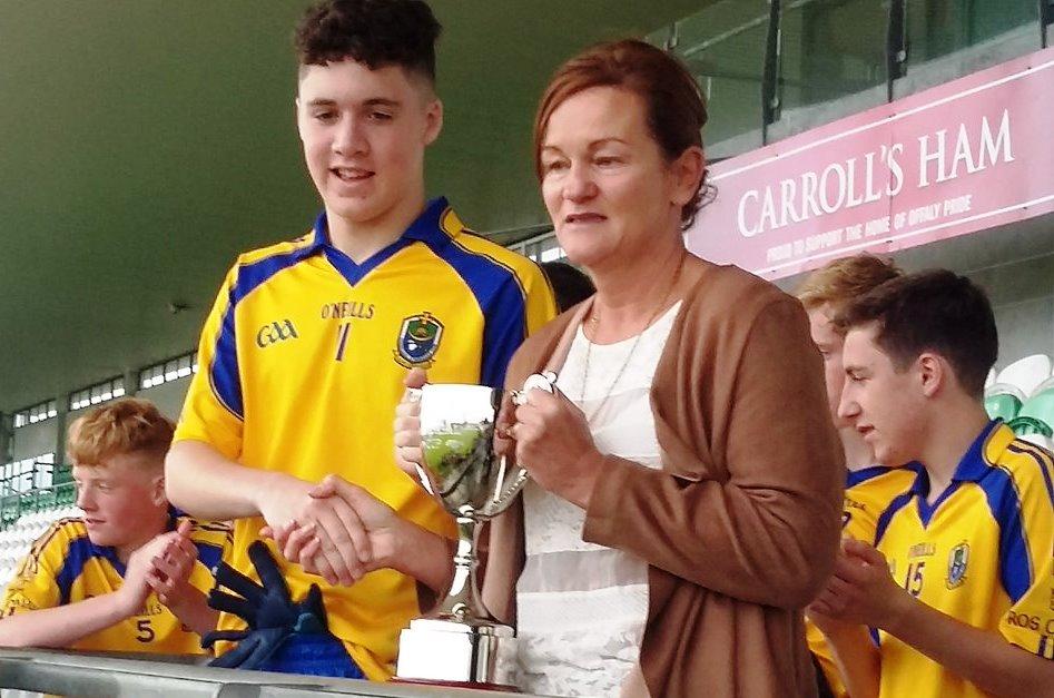 Offaly GAA Delighted To Host Inaugural Adam Mangan Memorial U-15 Football Tournament
