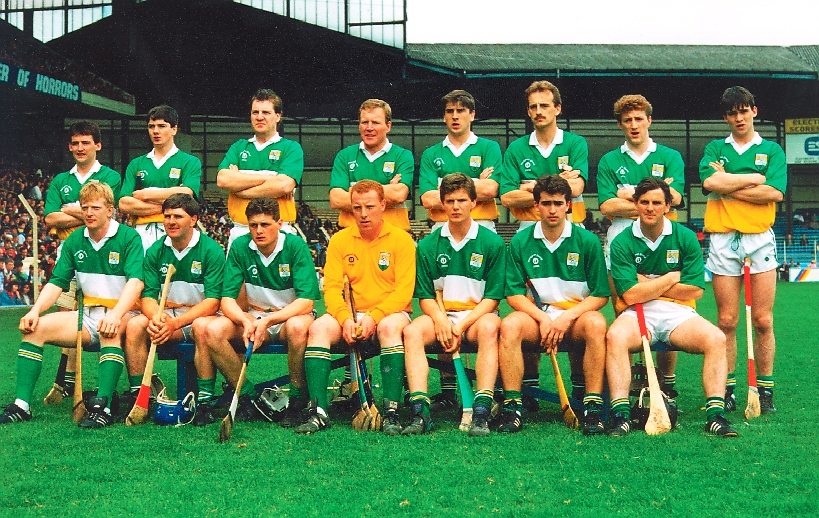 Offaly 1991 National Hurling League Champions Guests of Honour at County Finals