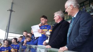 St Rynagh's Reclaim Robbins Cup After 23 Year Wait