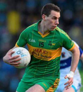 Rhode advance to Leinster semi-final