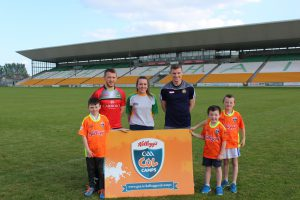 Offaly GAA Cul Camps 2017 Launched