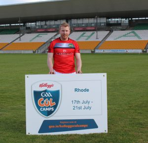 Book now for Rhode GAA Cúl Camps
