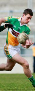 Niall McNamee returns to Offaly team for Westmeath clash
