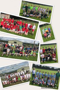 Primary School Blitz in Coolderry