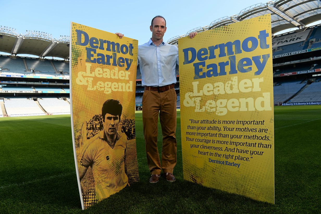 Dermot Earley Youth Leadership Initiative opens to applicants in Offaly