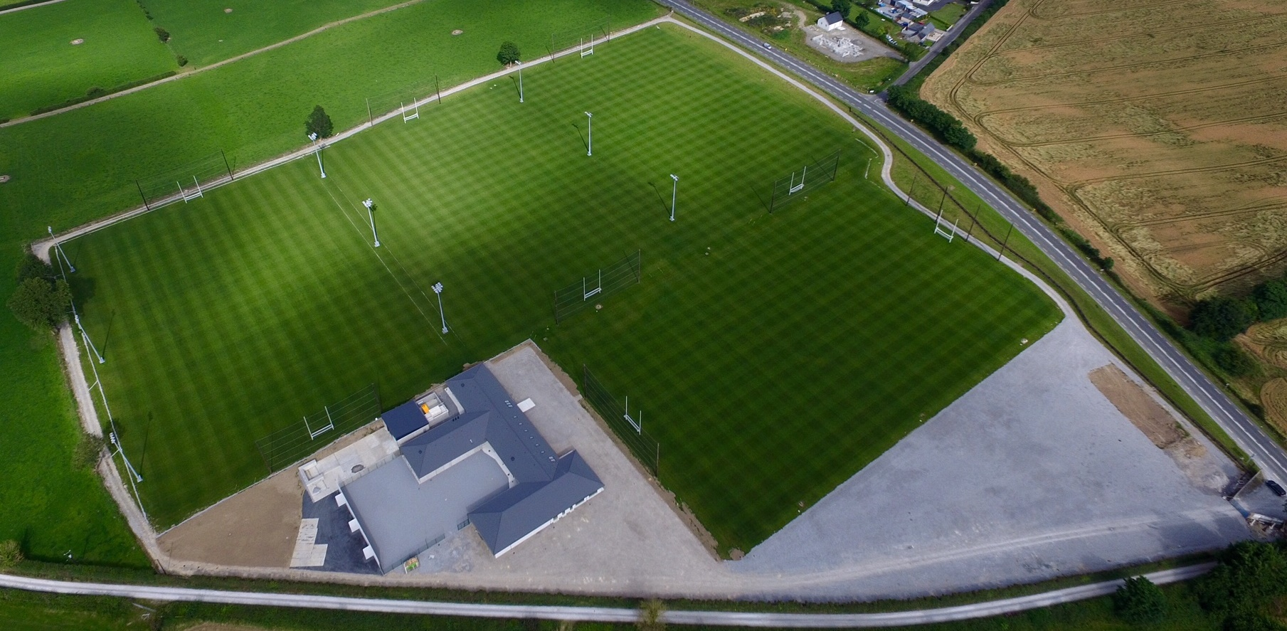Update on The Faithful Fields Project