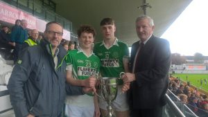 Ferbane/Belmont win 12th Offaly Minor Title