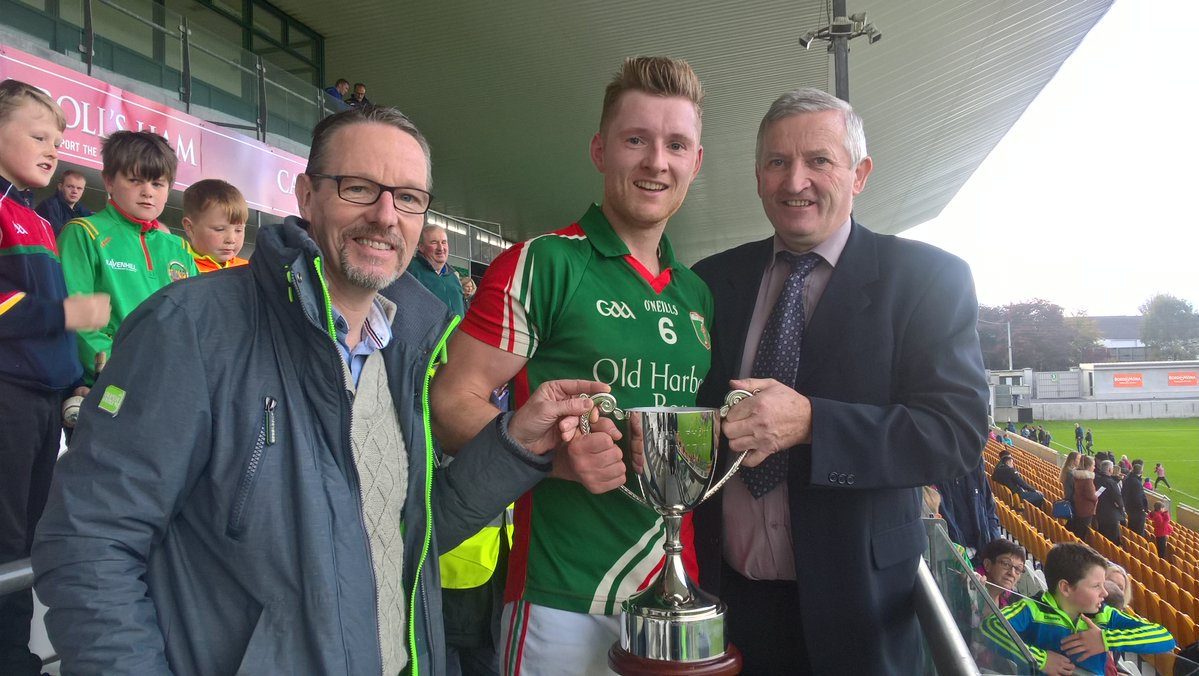 Fogarty Goals guide Durrow to victory