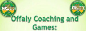 Offaly Coaching and Games Coach  Education Planner