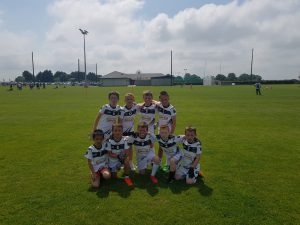 Brilliant U9 Go Games Blitz in Faithful Fields