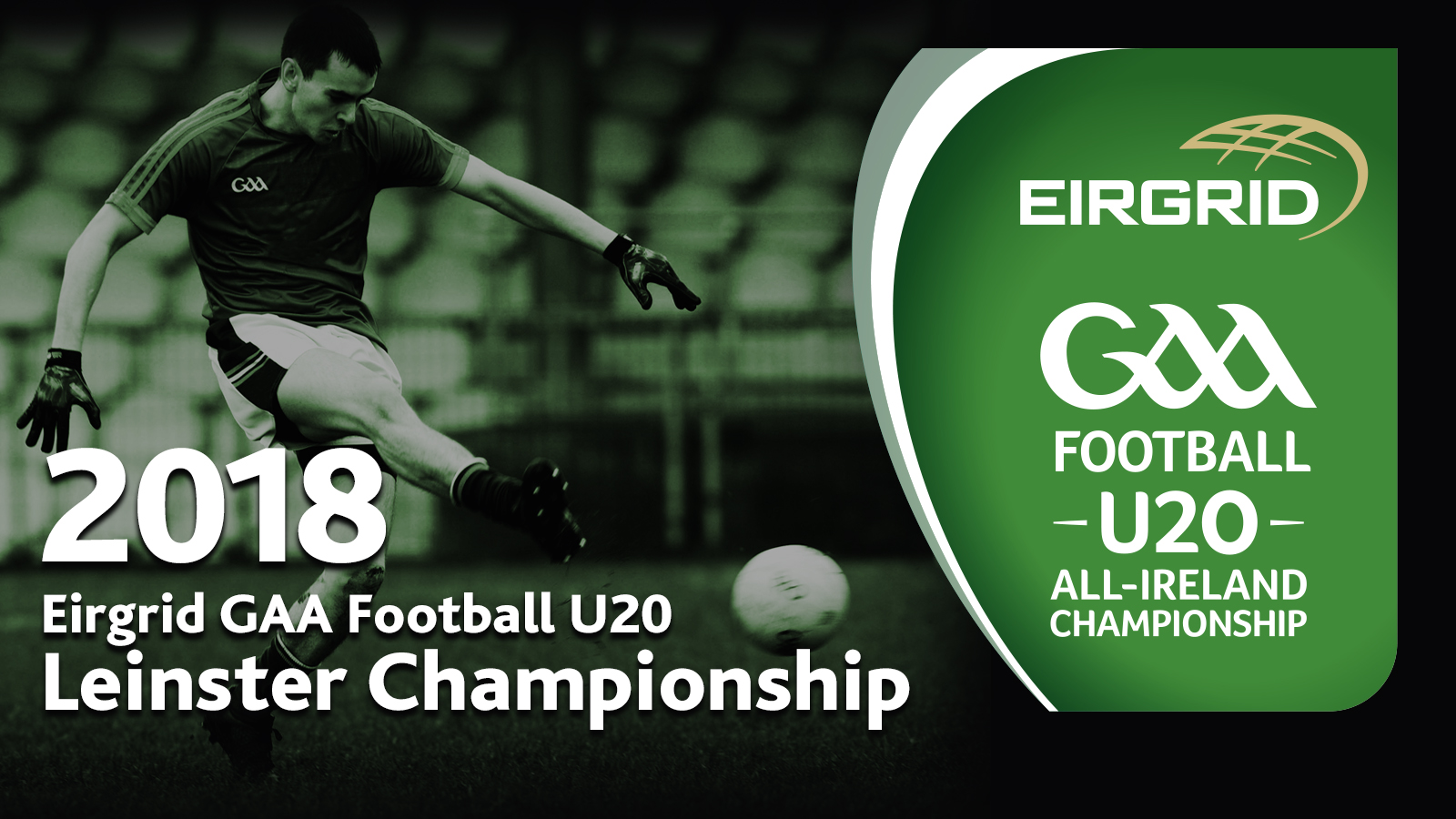 Offaly U20 Football Team announced