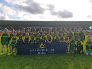 """U9's have a """"field day"""" in O'Connor Park"""