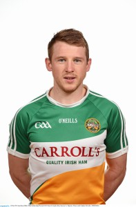 Offaly Hurling Squad Portraits 2015