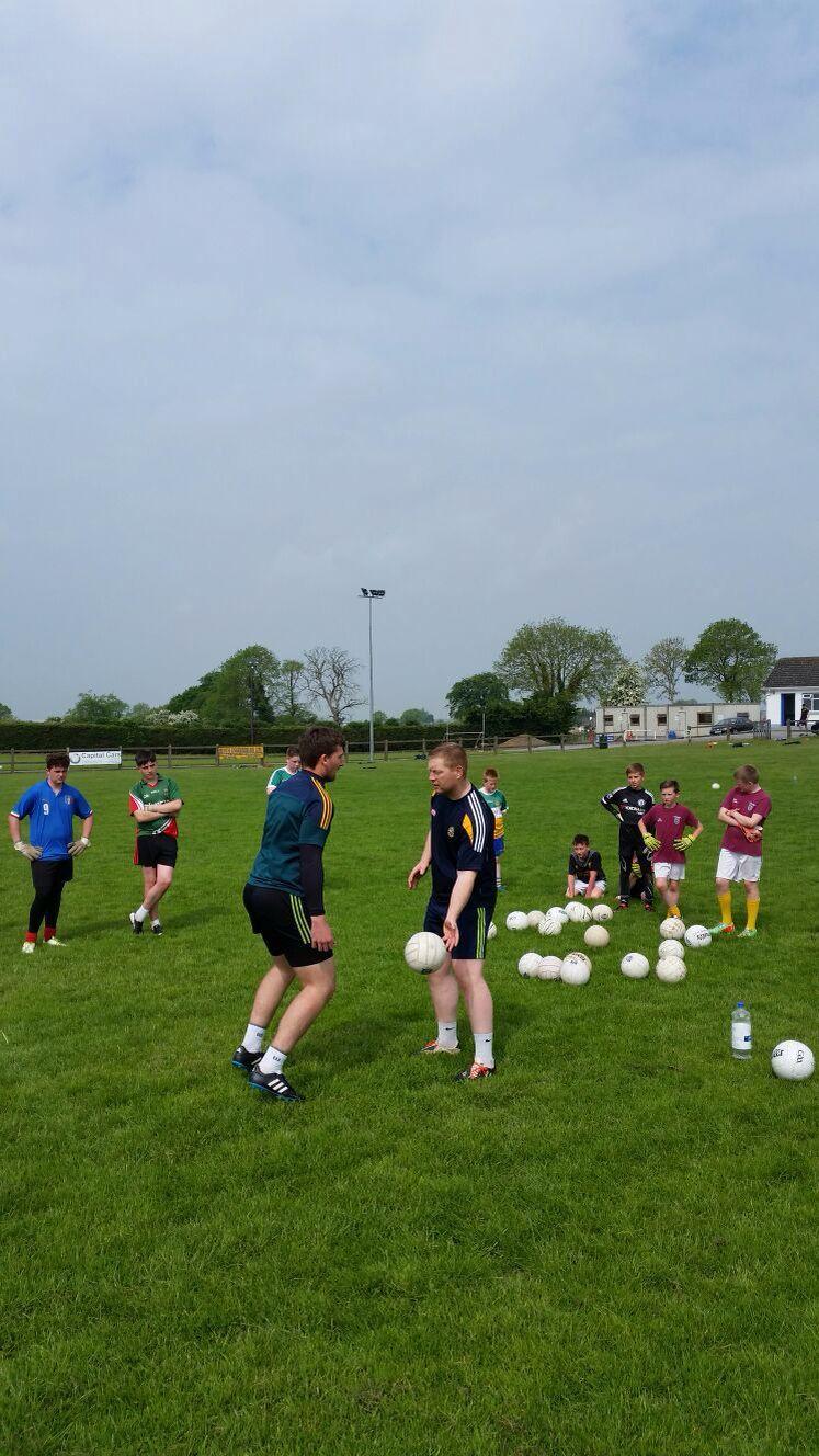 U8/10/12 Football Workshop for Club Coaches