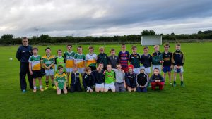 Underage Football Coaching in South Offaly