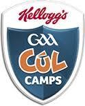 Offaly GAA Kellogg's  CÚL CAMP Schedule 2017