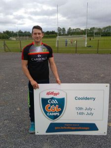 Details of Coolderry Cúl Camp Dates