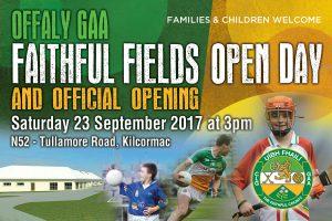 Faithful Fields Official Opening September 23rd