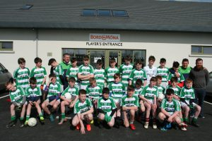 Offaly Féile Football Winners Crowned