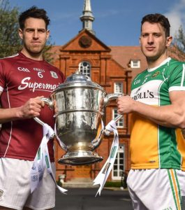 Get your Tickets Early! Offaly v Galway Leinster SHC 12th May 2018