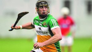 Offaly Team to play Dublin named
