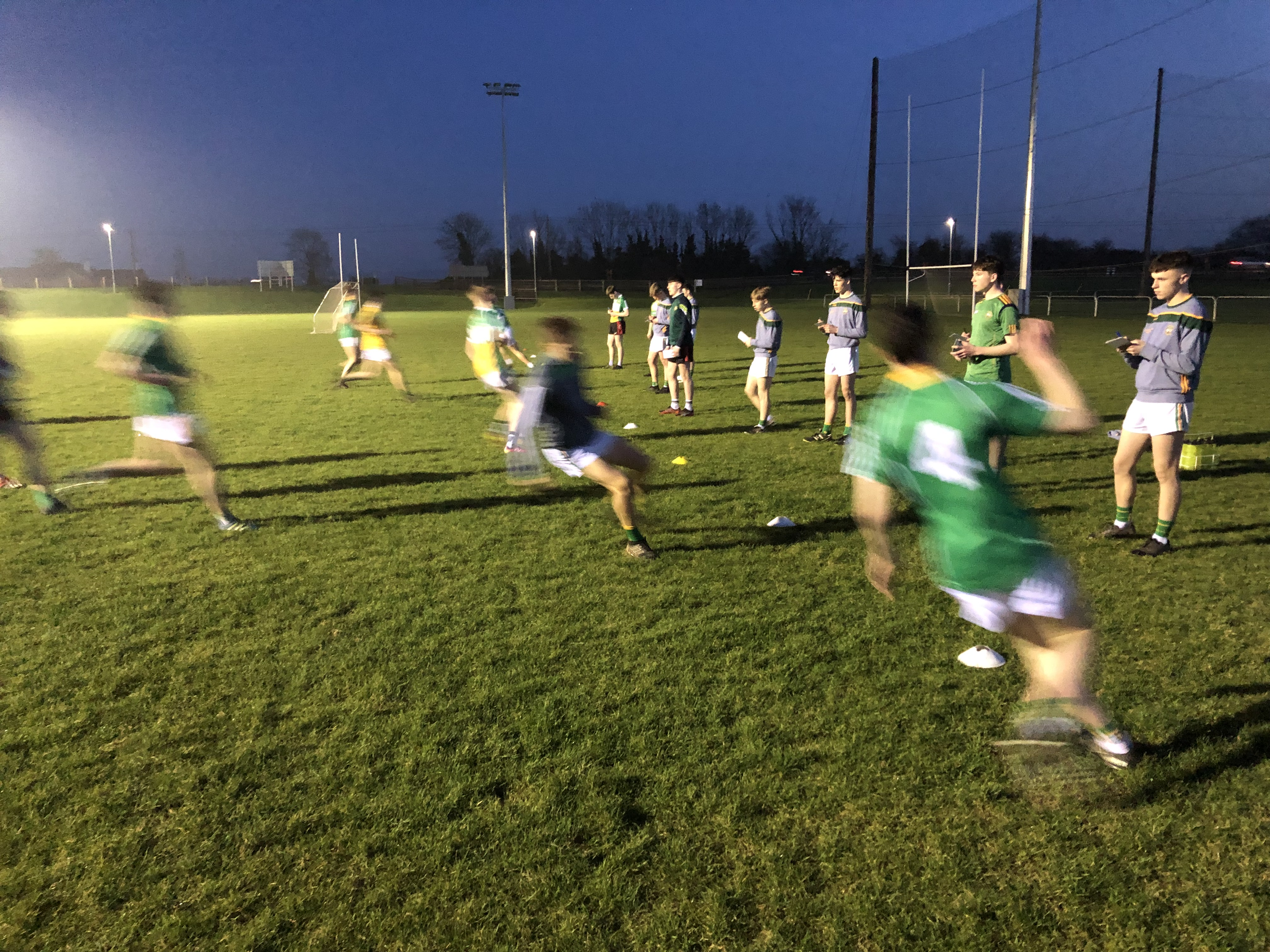 Offaly GAA Performance Internship Opportunity