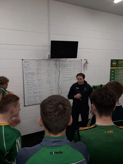 Offaly GAA – Youth S&C Systems for GAA Clubs