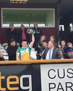 Offaly U20's crowned Liam O'Connor Cup Champions