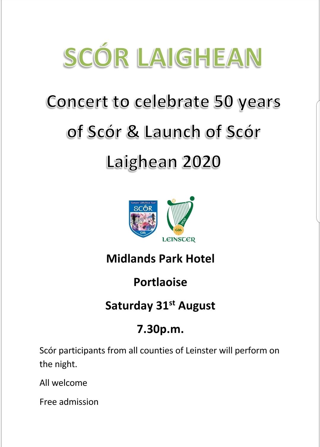 50 Years of Scór