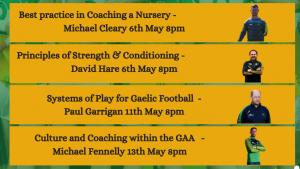 Offaly GAA Coaching Webinars